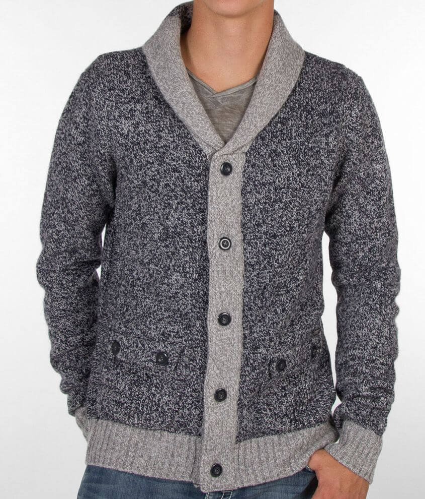 Buffalo Wowar Cardigan Sweater front view