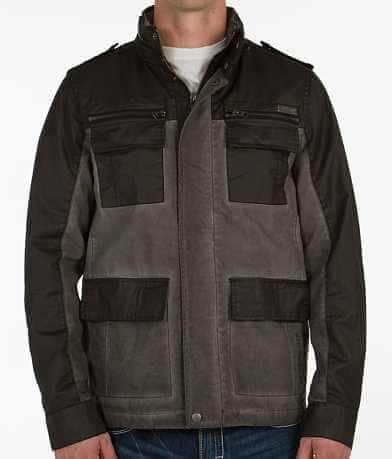 Buffalo Coated Jacket