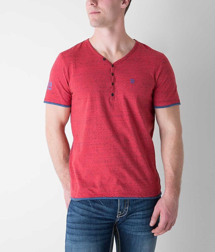 Buffalo Nitzy Henley front view
