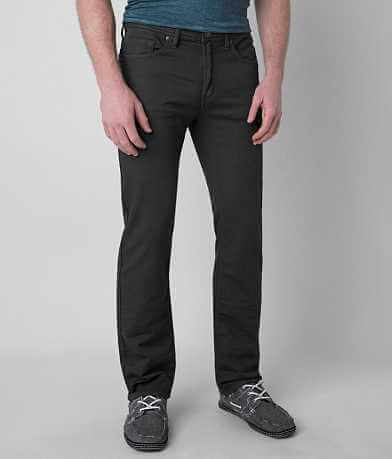 Buffalo Fred Knit Stretch Twill Pant