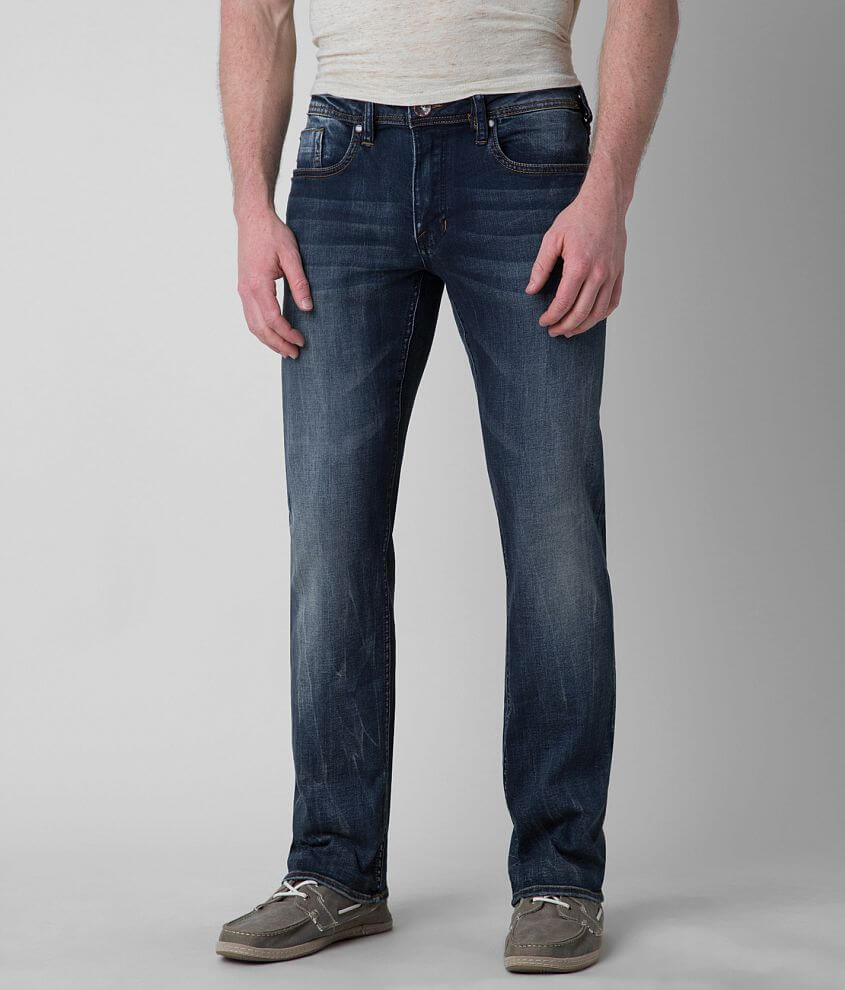 Buffalo Lucas Straight Stretch Jean front view