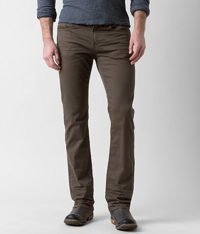 Buffalo Evan Stretch Twill Pant