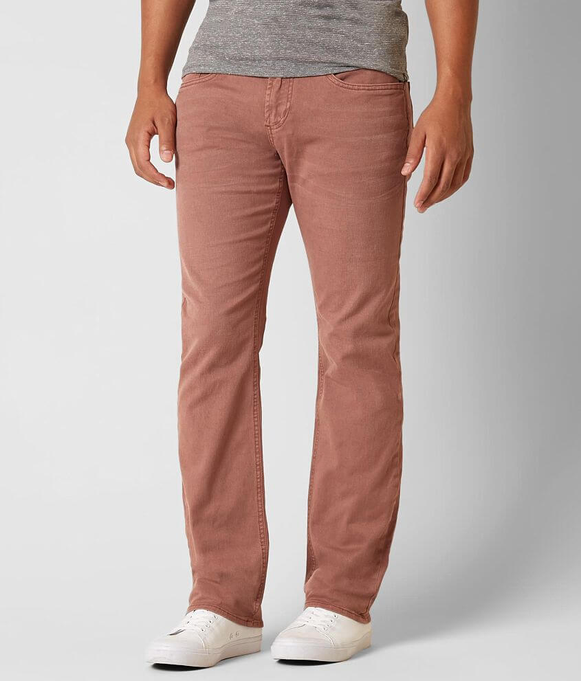 Buffalo Evan Stretch Twill Pant front view