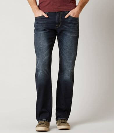 Buffalo Driven Straight Stretch Jean