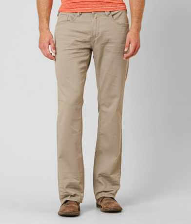Buffalo Lucas Straight Twill Stretch Pant