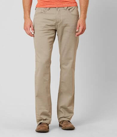 Buffalo Lucas Straight Stretch Twill Pant