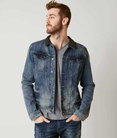 Buffalo Joe Denim Stretch Jacket