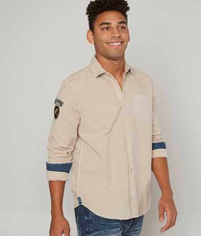 Buffalo Silvur Stretch Shirt