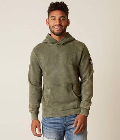 Buffalo Fament Washed Sweatshirt