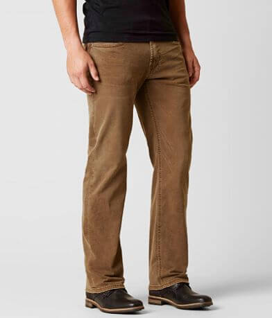 Buffalo Driven Stretch Twill Pant