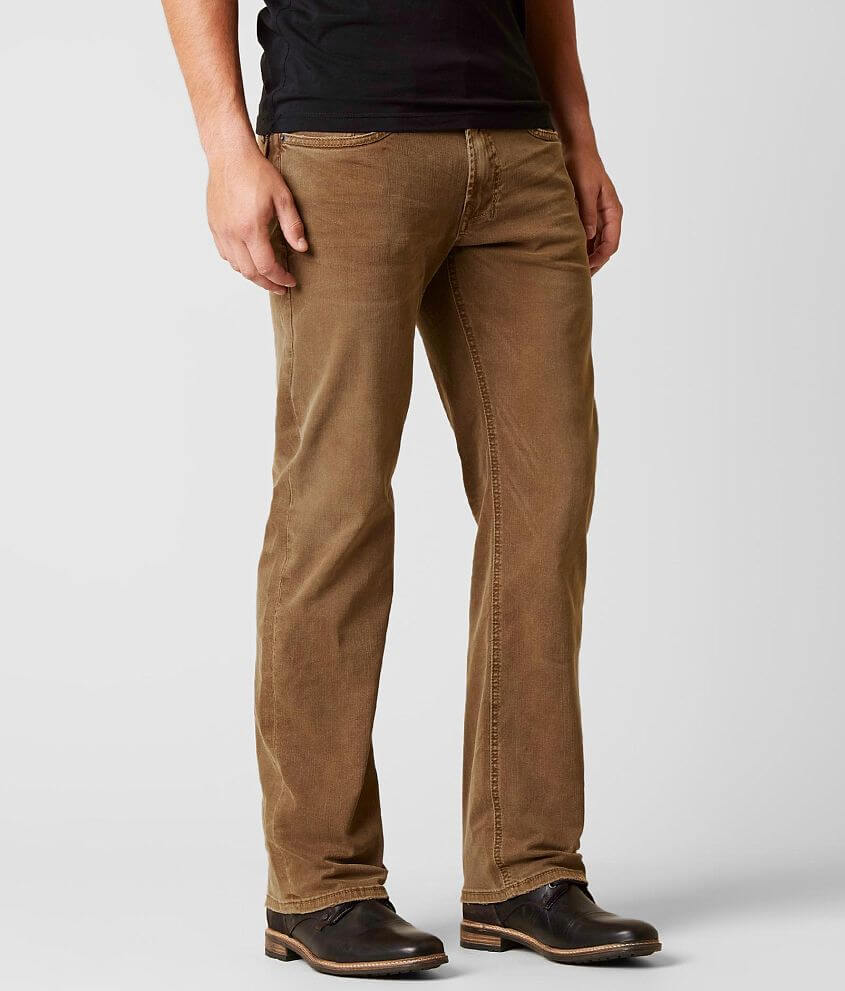 Buffalo Driven Stretch Twill Pant front view