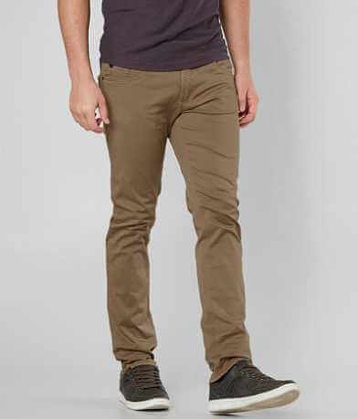 Buffalo Austin Straight Stretch Twill Pant