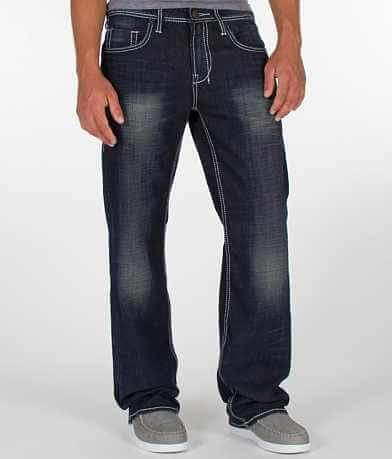 Buffalo Travis Stretch Jean