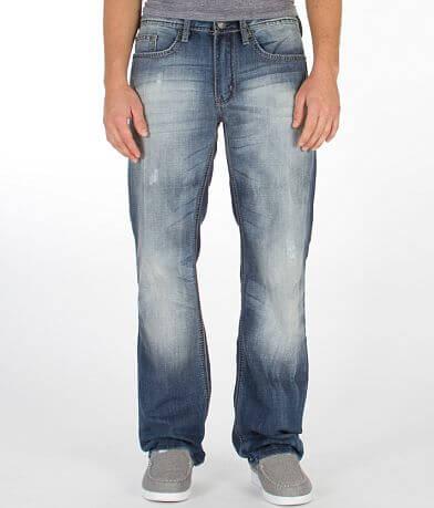 Buffalo Driven Straight Jean