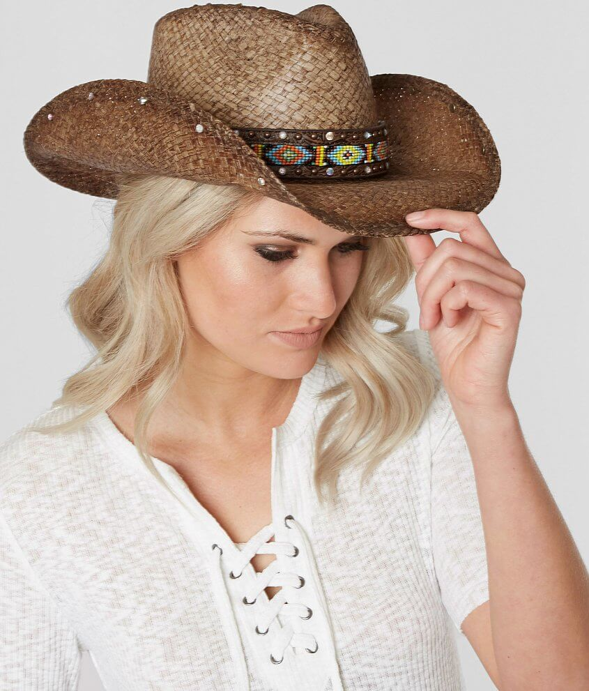Bullhide love myself cowboy hat womens accessories in brown buckle solutioingenieria Choice Image