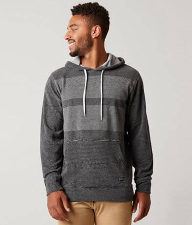 Billabong Flecker Blocked Hooded Sweatshirt
