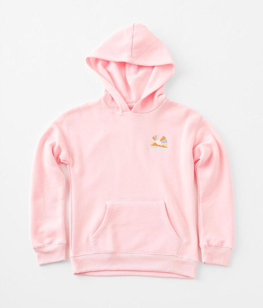 Girls - Billabong Keep Me Wild Hooded Sweatshirt front view