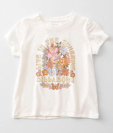 Girls - Billabong Living In Sunshine T-Shirt
