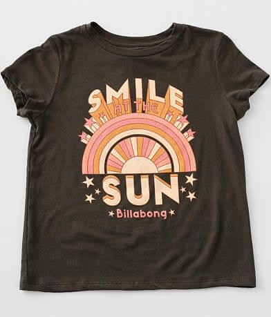 Girls - Billabong Smile At The Sun T-Shirt