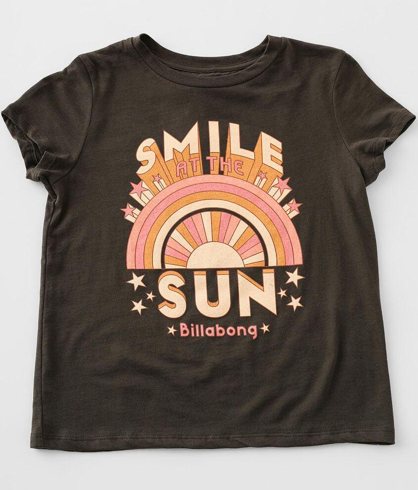 Girls - Billabong Smile At The Sun T-Shirt front view