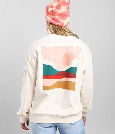 Billabong Ride In Pullover Sweatshirt