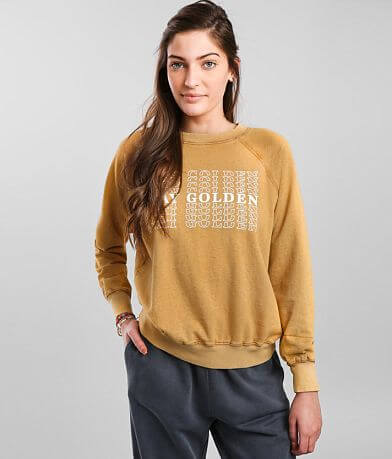 Billabong Keep Trying Pullover Sweatshirt