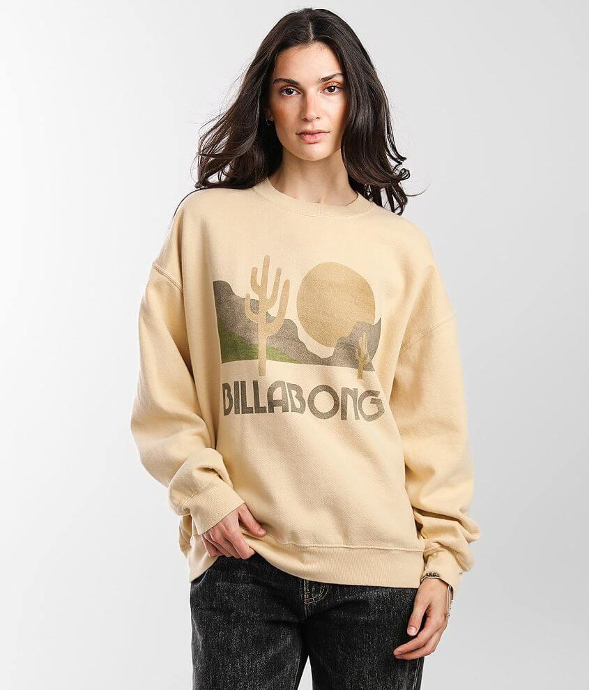 Billabong Ride In Pullover Sweatshirt front view