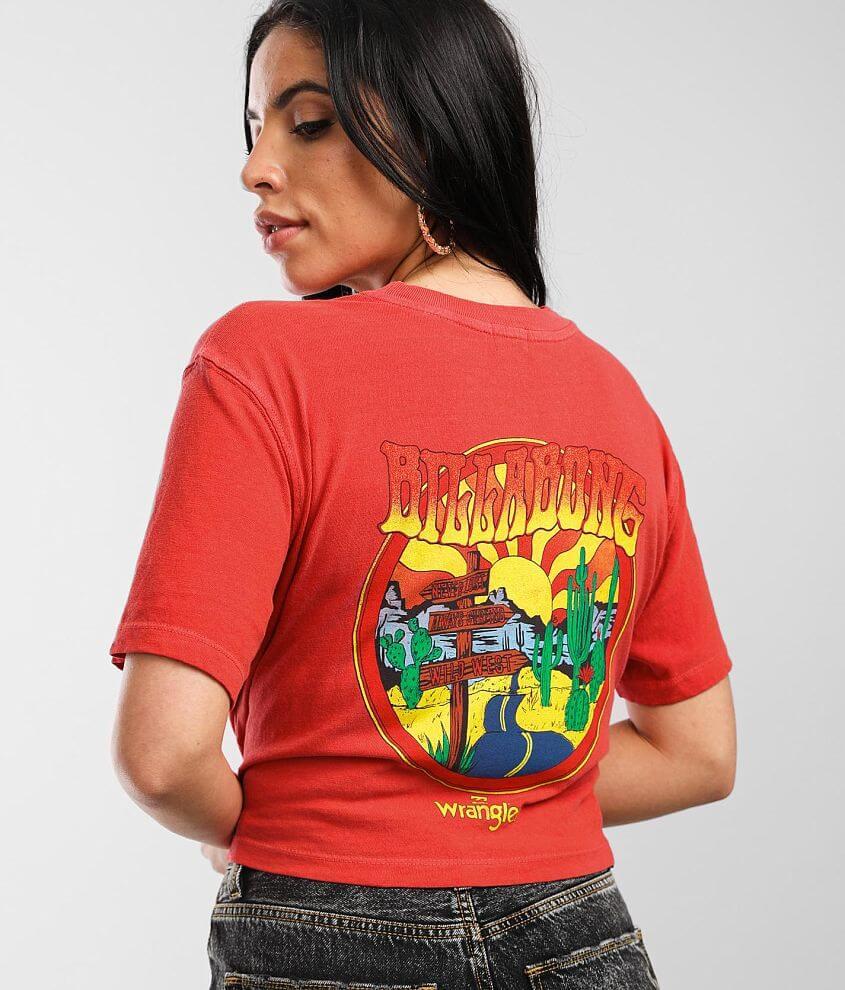 Billabong Made It T-Shirt front view