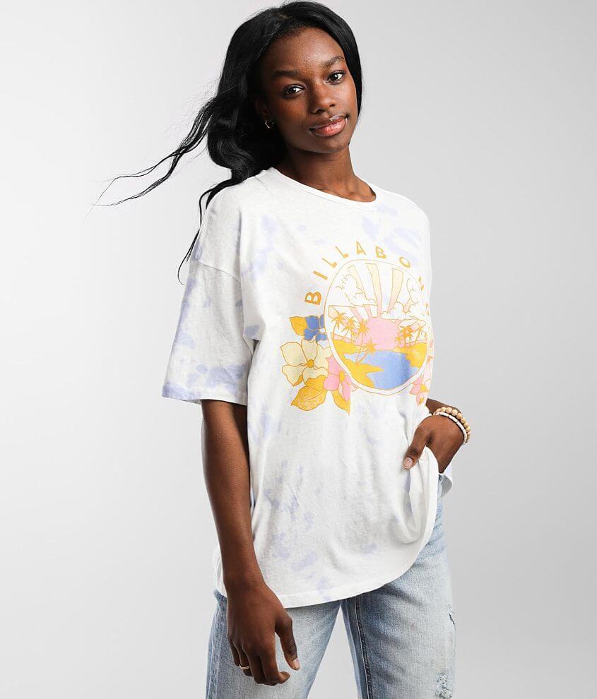 Billabong Sun & Sea T-Shirt front view