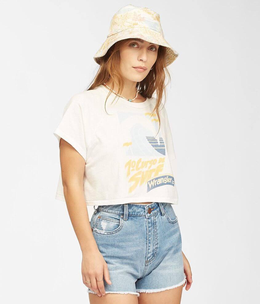 Billabong Take It On T-Shirt front view