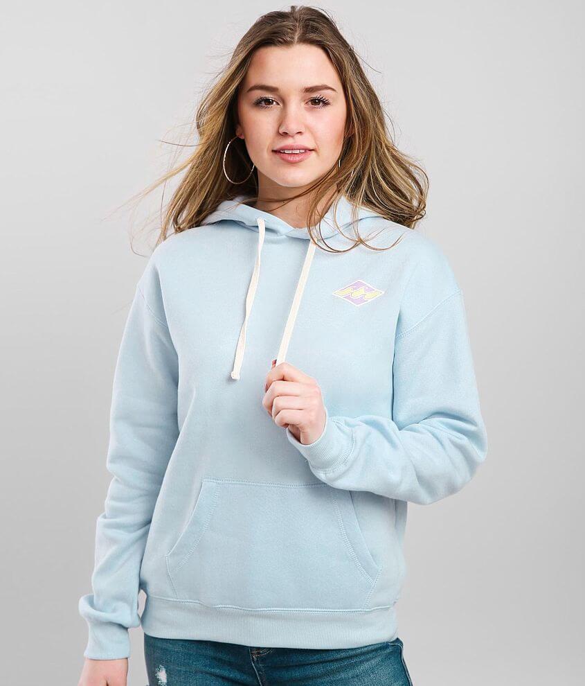 Billabong Cut Back Hooded Sweatshirt front view