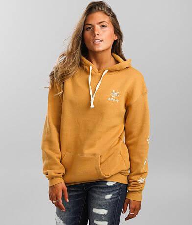 Billabong Palm Sketch Hooded Sweatshirt