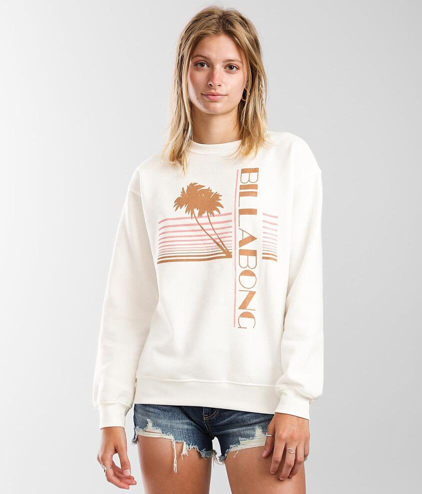 Billabong Best Of Times Pullover Sweatshirt front view