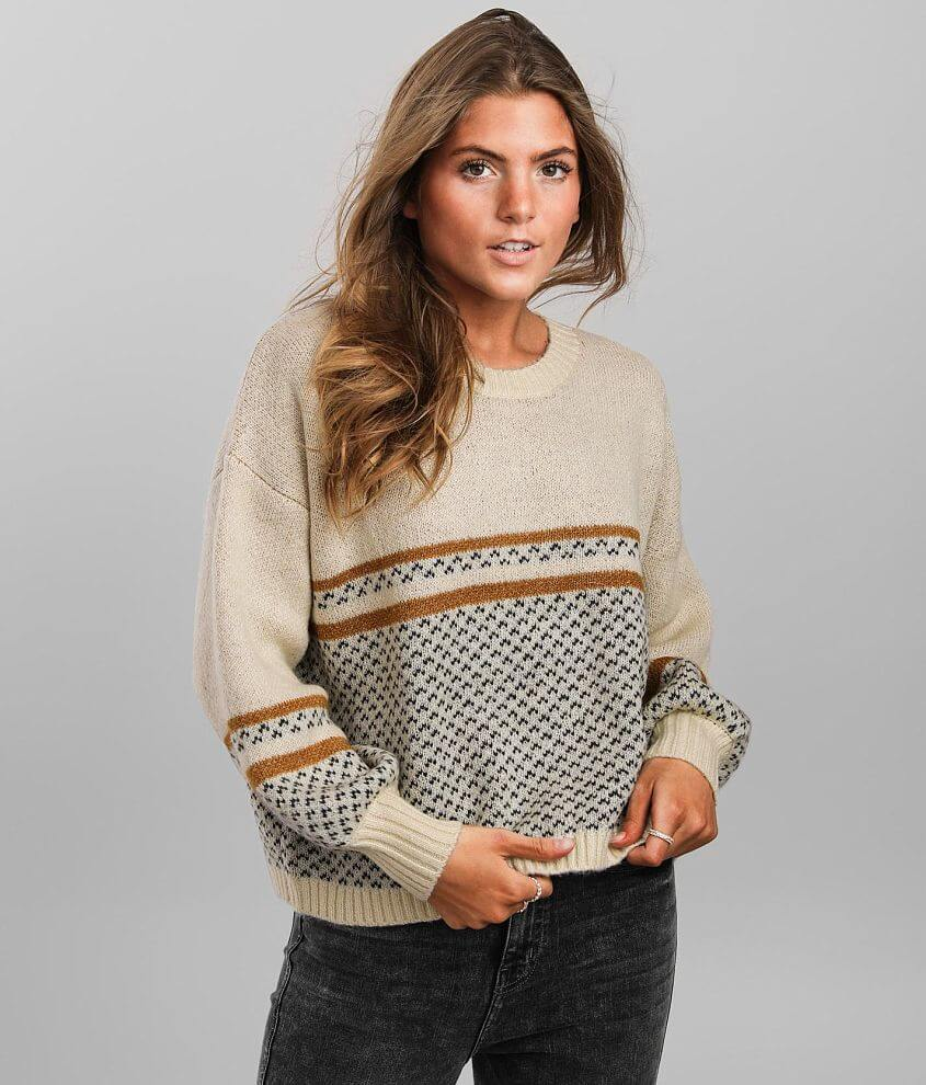 Billabong Wise Up Sweater front view