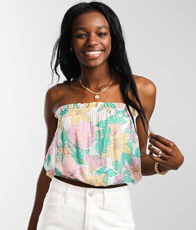 Billabong Forever Days Tube Top