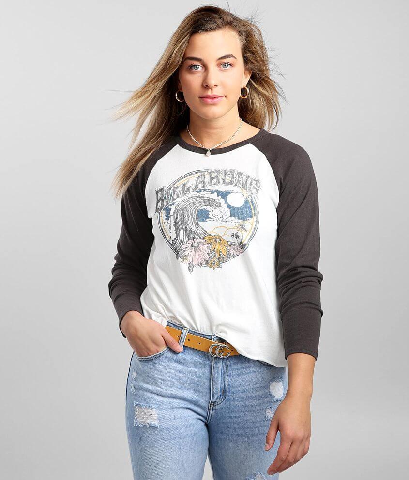 Billabong Mad Times T-Shirt front view