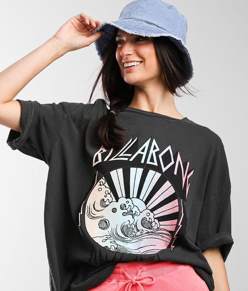 Billabong Summer Storm T-Shirt front view