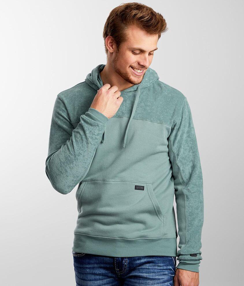 Billabong Double Down Hooded Sweatshirt front view