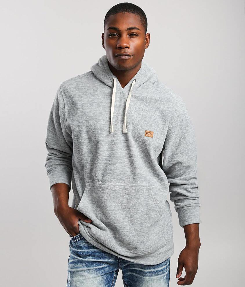 Billabong All Day Polar Hooded Sweatshirt front view