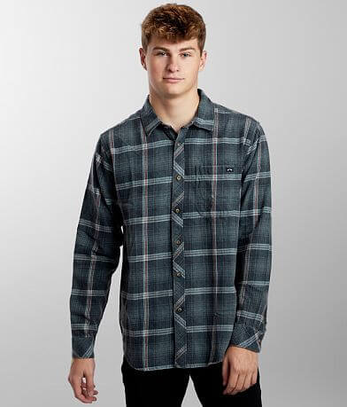 Billabong Faded Flannel Shirt
