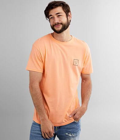 Billabong Stacked Fill T-Shirt
