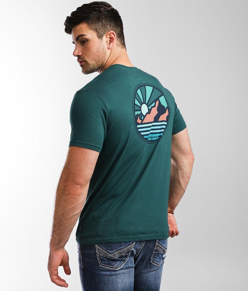 Billabong Rockies T-Shirt front view