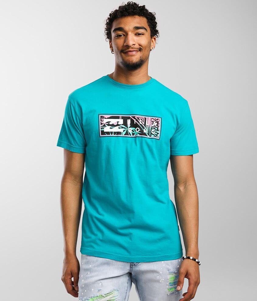 Billabong United Fill T-Shirt front view