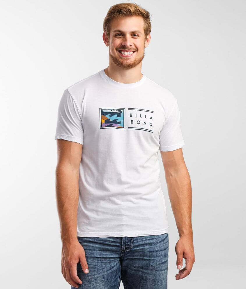 Billabong United Wave T-Shirt front view