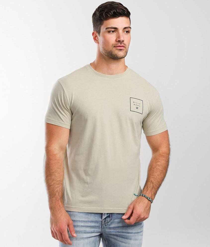 Billabong Stacked T-Shirt front view