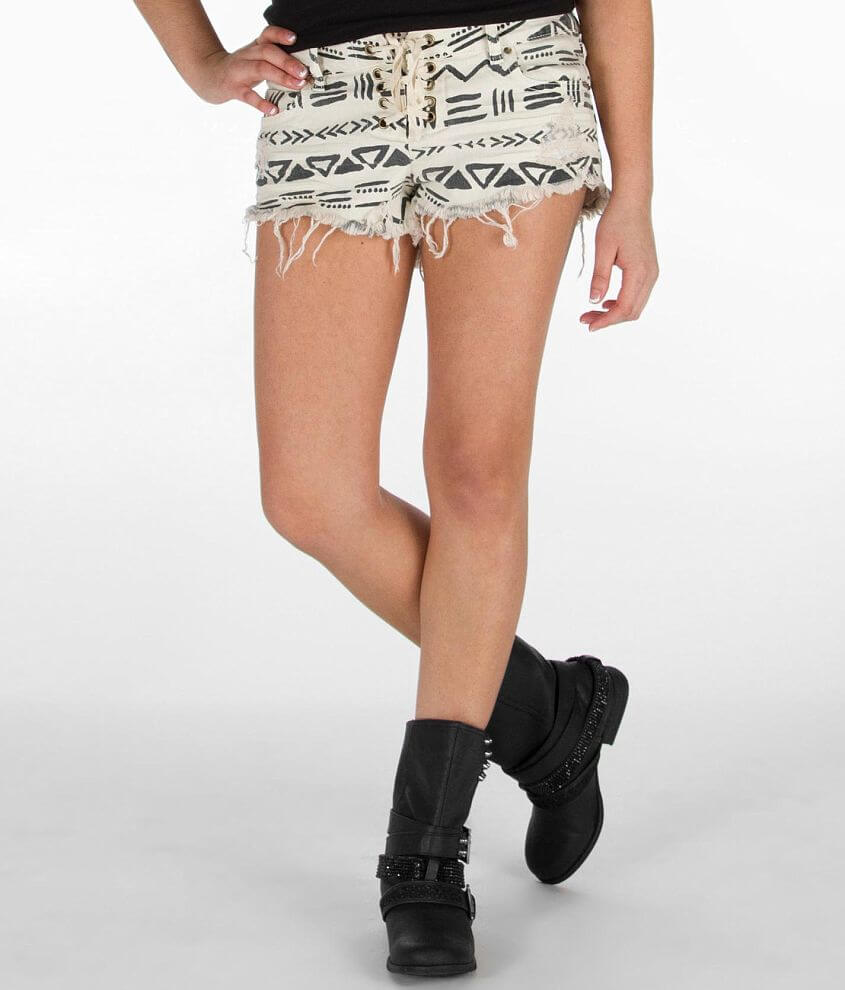 Billabong Lite Hearted Stretch Short front view