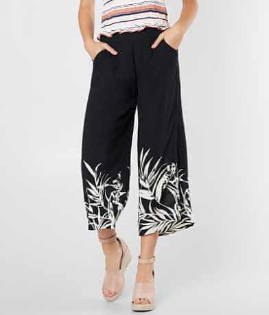 Billabong Hawaiian Daze Wide Leg Cropped Pant
