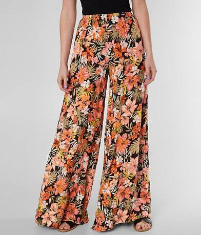 Billabong Float On By Wide Leg Pant