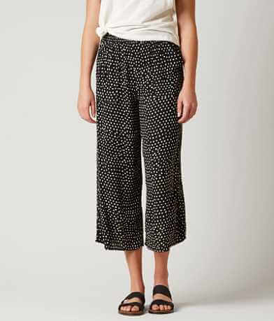 Billabong Sunnydazer Wide Leg Cropped Pant