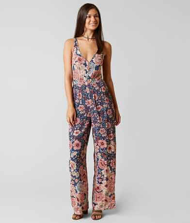 Billabong Up In The Canyon Romper
